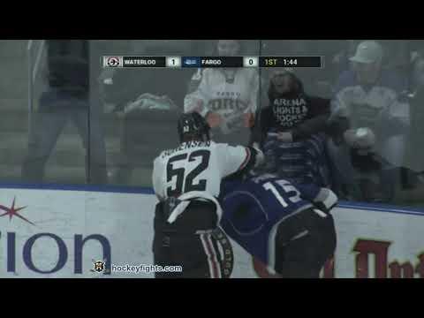 Ondrej Pavel vs. Hank Sorensen