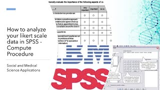 How to】 Analyze Likert Scale Data In Spss