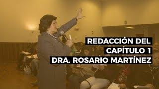 Aprende A Redactar El Primer Capítulo De La Tesis - Dra. Rosario Martínez