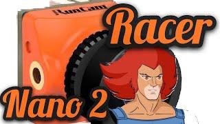 Runcam Racer Nano 2: Drone Racing camera - 1000TVL Low latency racing quad