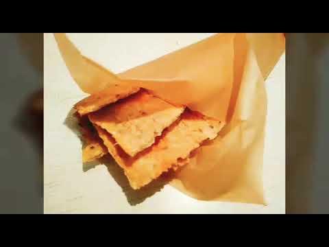 Диетические, полезные хлебцы на овсянке...