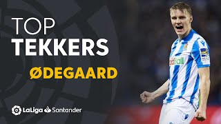 LaLiga Tekkers: Partidazo de Martin Ødegaard frente a la SD Eibar