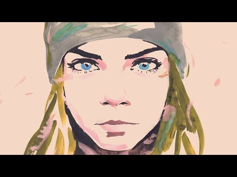 Chanel - Gabrielle Bag Commercial (Animated Film)