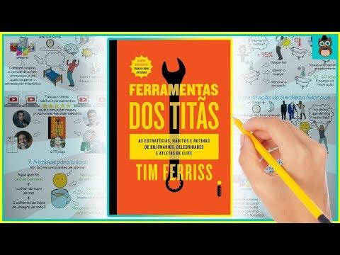 TOOLS OF TITANS | TIM FERRISS | RESUMO ANIMADO