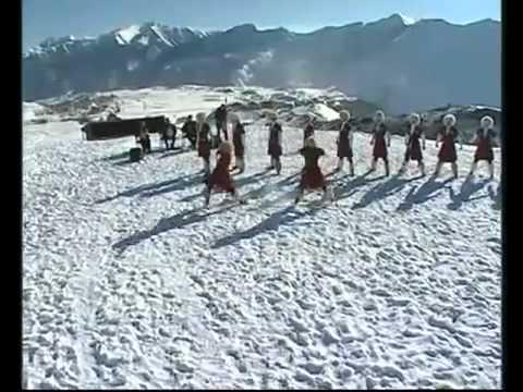 кавказский танец.ЭТО СТОИТ ПОСМОТРЕТЬ видео