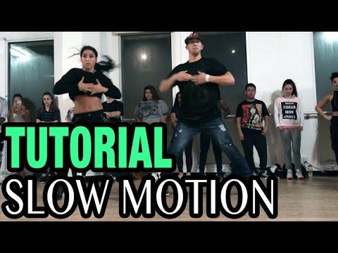 SLOW MOTION - Trey Songz Dance TUTORIAL | @MattSteffanina Choreography | DANCE TUTORIALS LIVE