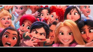 Wreck-It Ralph 2 Trailers - Disney Princesses