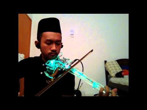 Farkhan - Menanti Di Barzakh (Far East Violin Cover)