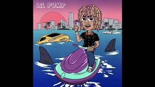 Lil Pump - At The Door (Instrumental)
