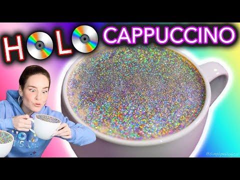 HOLO CAPPUCCINO | DIY