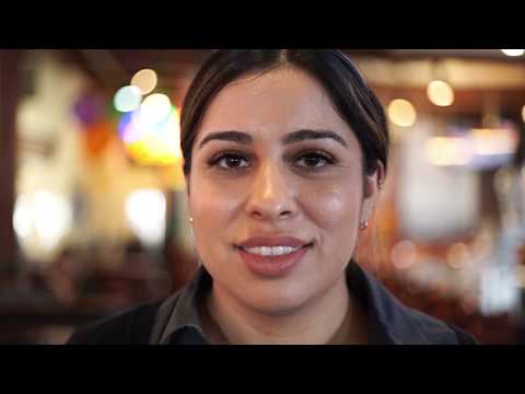 Shakey's Video: Odette Marin, General Manager, Shakey's Pizza Anaheim