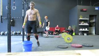 preview picture of video 'Connor Watson - 15.1 & 15.1a - Crossfit Open 2015'