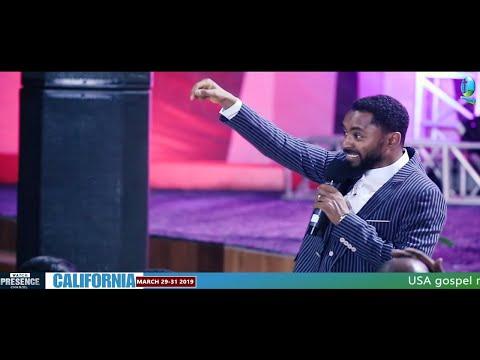 Sharp Prophecy..Prophet Suraphel D ....| Presence TV | 26-Feb-2019
