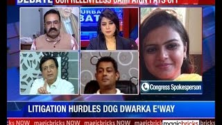 Dwarka Eway: Will 70k buyers finally get a road to their home – The Urban Debate