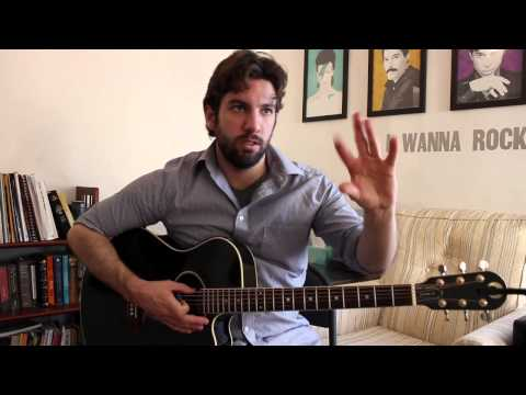 Beck - Blue Moon (Guitar Chords & Lesson) by Shawn Parrotte