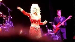 Dolly Parton - Together You & I - Sydney - Allphones Arena 29 Nov 2011