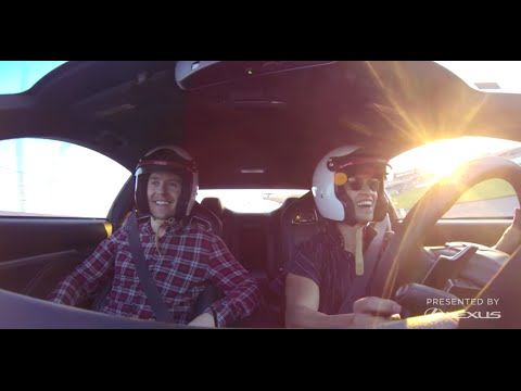Auto Club Speedway - Out In GayCities: BONUS | Presented by Lexus