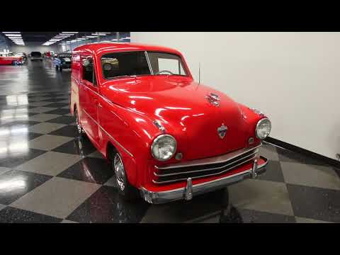 1950 Crosley Super Sedan Delivery for Sale - CC-1042868