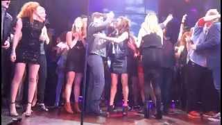 Rock of Ages Broadway Final Curtain Call 1/18/15