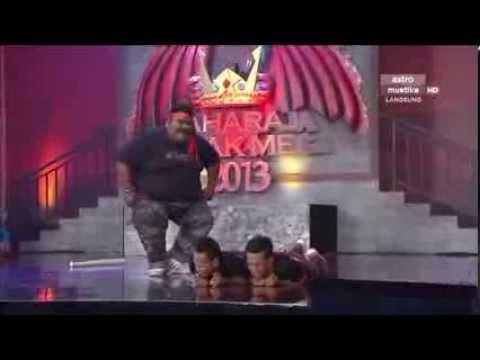 Maharaja Lawak Mega 2013 - Minggu 11 - Persembahan Bocey