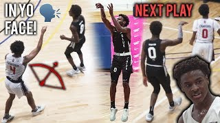 Bronny James GOES SAVAGE After GETTING DISRESPECTED!! Then Takes Over The Game!!