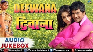 Deewana Bhojpuri Hit Songs Audio Jukebox Dineshlaal Yadav Nirhua Pakhi