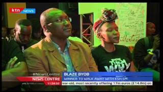 Safaricom launches new Blaze BYOB reality show on KTN Home
