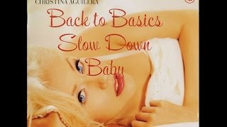 Christina Aguilera Slow Down Baby