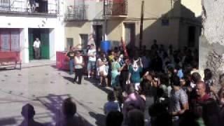 preview picture of video 'valdemeca(se corre la bandera)(segunda vuelta)2009'