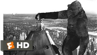 King Kong (1933) - Beauty Killed the Beast Scene (10/10) | Movieclips