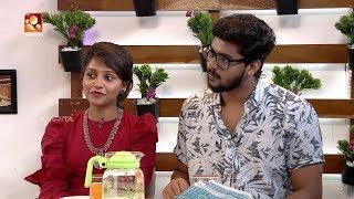 Annie's Kitchen  | Chicken Roasted Kuruma Curry | Faizal & Shikha  |#AmritaTV