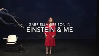 Einstein & me – monologo teatrale di e con Gabriella Greison (breve clip)