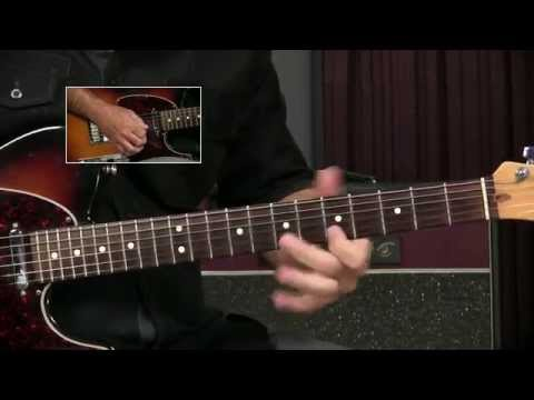 Blues Guitar Lesson: Articulation Lesson