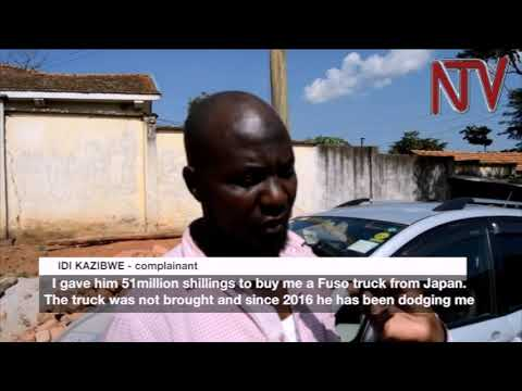 Masaka Police arrests one over car theft in a related incident