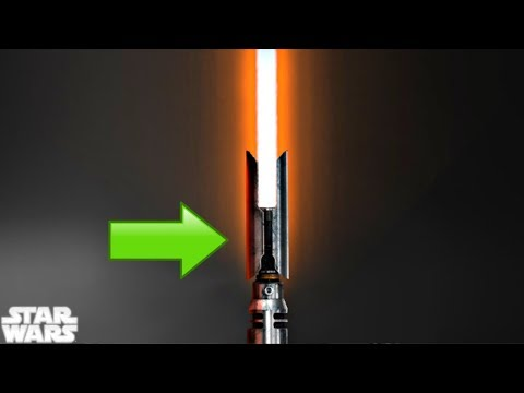 Orange Lightsabers Just Became Canon Again! - Star Wars Explained
