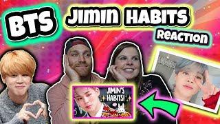 PARK JIMIN'S HABITS! BTS REACTION