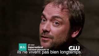 Supernatural Trailer 9x10-11-12 VOSTFR