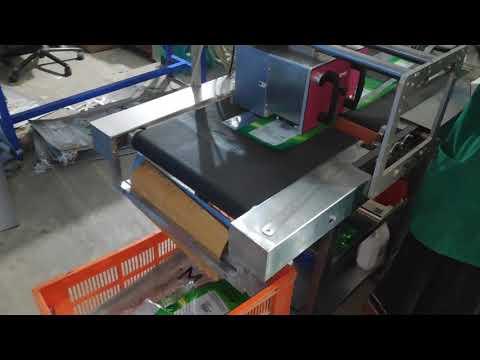 Savema-20F Series Feeder Conveyor Type Thermal Transfer Overprinters