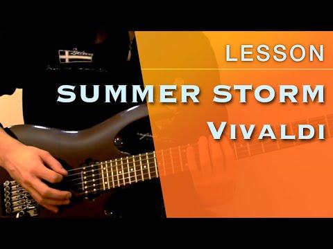 Летняя гроза (Уроки гитары) - Виталий Махатый