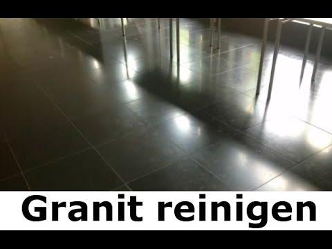 ✅✅ Granit reinigen und Flecken entfernen - Naturstein Tipps vom Stein-Doktor ✅✅