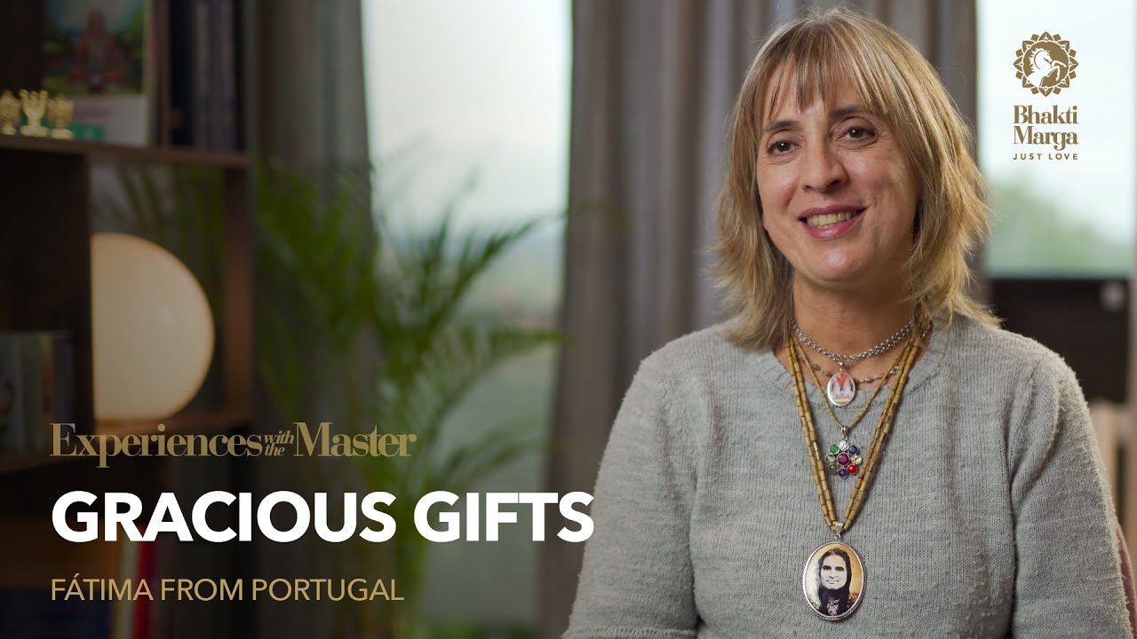 Gracious Gifts | Experiences with the Master