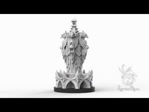 Magical Spire 3D