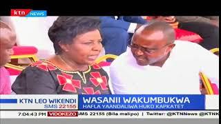 Hafla ya mchango yaandaliwa na viongozi wa eneo la bonde la ufa kwa wasanii waliofariki kwa ajali