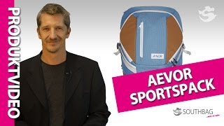 Aevor Rucksack Sportspack - Produktvideo