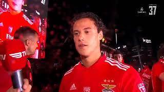 Mile Svilar, Isto é O Benfica! 🔴⚪😉👍
