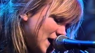 """The Juliana Hatfield Three - """"Spin The Bottle"""" on the Jon Stewart Show"""