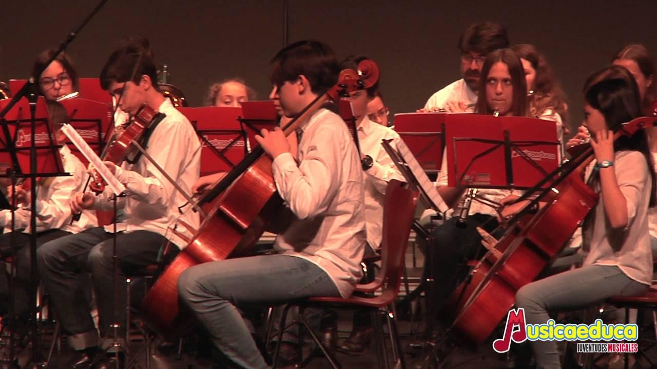 """""""El Mundo es Música"""" - 1º movimiento- Juan Antonio Simarro"""