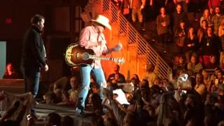 Alan Jackson - Mercury Blues, live at Infinite Center Duluth Atlanta, 28 Jan 2017