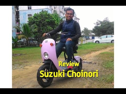 Revew Suzuki ChoiNori