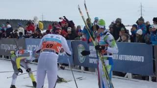Югорский лыжный марафон 2017